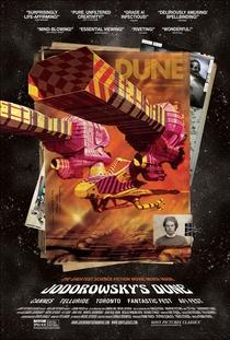 Duna de Jodorowsky - Poster / Capa / Cartaz - Oficial 2