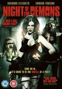 Noite dos Demônios - Poster / Capa / Cartaz - Oficial 1