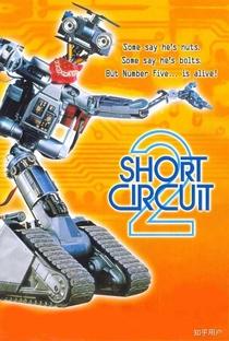 Um Robô em Curto Circuito 2 - Poster / Capa / Cartaz - Oficial 8