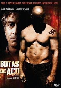 Botas de Aço - Poster / Capa / Cartaz - Oficial 1