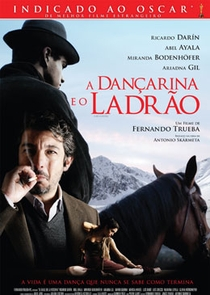 A Dançarina e o Ladrão - Poster / Capa / Cartaz - Oficial 2