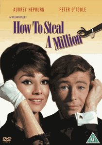 Como Roubar Um Milhão de Dólares - Poster / Capa / Cartaz - Oficial 5