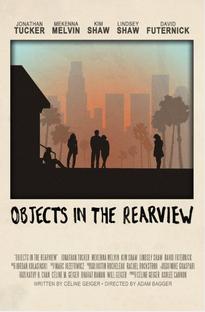 Objetos no Retrovisor - Poster / Capa / Cartaz - Oficial 1