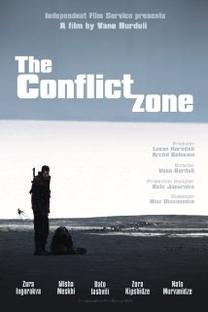 Konpliktis zona - Poster / Capa / Cartaz - Oficial 1