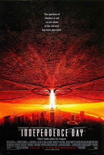 Independence Day - Poster / Capa / Cartaz - Oficial 2