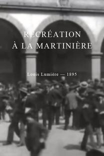 Récréation à la Martinière - Poster / Capa / Cartaz - Oficial 1