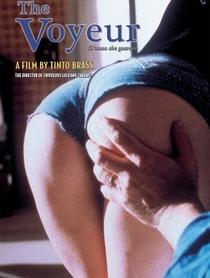 O Voyeur - Poster / Capa / Cartaz - Oficial 1