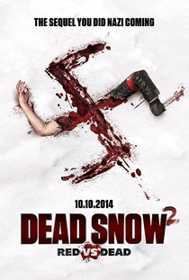Zumbis na Neve 2 - Poster / Capa / Cartaz - Oficial 4