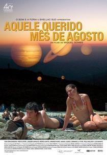 Aquele Querido Mês de Agosto - Poster / Capa / Cartaz - Oficial 1