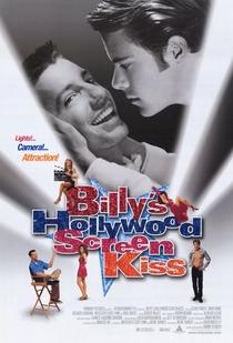 O Beijo Hollywoodiano de Billy - Poster / Capa / Cartaz - Oficial 1