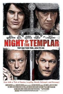 Night of the Templar - Poster / Capa / Cartaz - Oficial 5