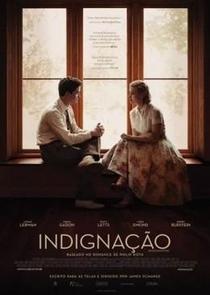 Indignação - Poster / Capa / Cartaz - Oficial 2
