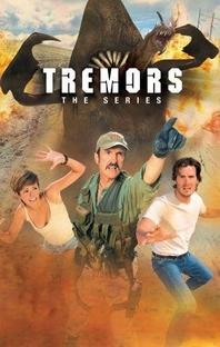 Tremors - Poster / Capa / Cartaz - Oficial 1