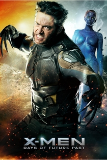 X-Men: Dias de um Futuro Esquecido - Poster / Capa / Cartaz - Oficial 23