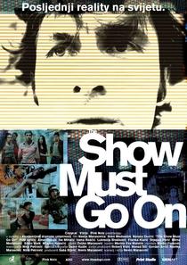 O Show Tem Que Continuar - Poster / Capa / Cartaz - Oficial 1
