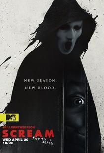 Scream (2ª Temporada) - Poster / Capa / Cartaz - Oficial 9