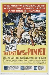 Os Últimos Dias de Pompéia - Poster / Capa / Cartaz - Oficial 5