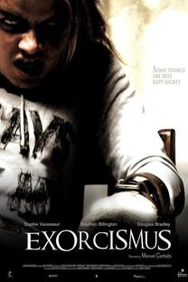 Exorcismus - A Possessão - Poster / Capa / Cartaz - Oficial 4