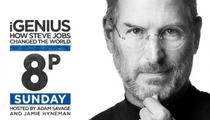 Steve Jobs: iGenius  - Poster / Capa / Cartaz - Oficial 1