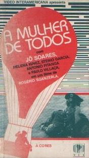 A Mulher de Todos - Poster / Capa / Cartaz - Oficial 3