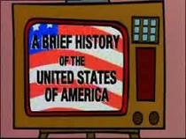 Um Resumo da Historia do Estados Unidos  - Poster / Capa / Cartaz - Oficial 1