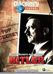 Plano Secreto para Matar Hitler - Poster / Capa / Cartaz - Oficial 1