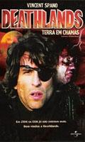 Terra em Chamas - Poster / Capa / Cartaz - Oficial 1