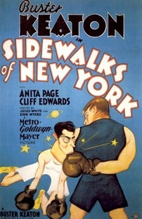 Sidewalks of New York - Poster / Capa / Cartaz - Oficial 1