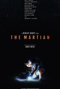 Perdido em Marte - Poster / Capa / Cartaz - Oficial 8