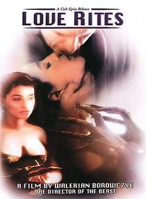 Cérémonie d'amour - Poster / Capa / Cartaz - Oficial 1