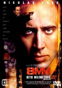 8mm - Oito Milímetros - Poster / Capa / Cartaz - Oficial 6