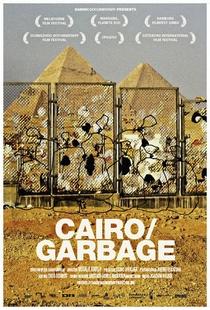 Cidades em Movimento - Lixo No Cairo - Poster / Capa / Cartaz - Oficial 1