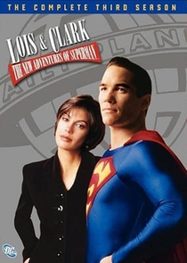 Lois & Clark: As Novas Aventuras do Superman (3ª Temporada) - Poster / Capa / Cartaz - Oficial 1