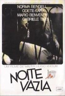 Noite Vazia - Poster / Capa / Cartaz - Oficial 5