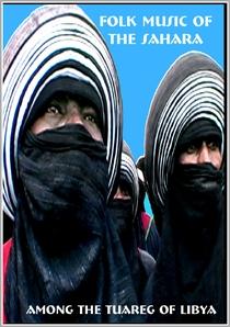 Folk Music Of The Sahara: Among The Tuareg Of Libya - Poster / Capa / Cartaz - Oficial 1