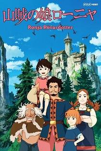 Sanzoku no Musume Ronja - Poster / Capa / Cartaz - Oficial 1