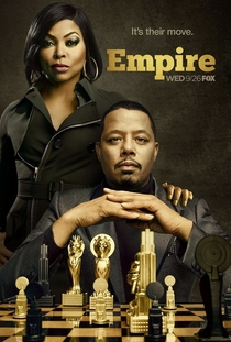 Empire - Fama e Poder (5ª Temporada) - Poster / Capa / Cartaz - Oficial 1