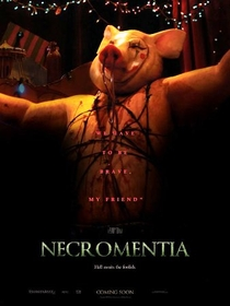 Necromentia - Poster / Capa / Cartaz - Oficial 1