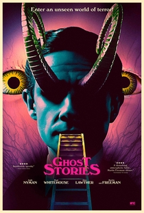 Ghost Stories - Poster / Capa / Cartaz - Oficial 2