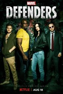 Os Defensores (1ª Temporada) - Poster / Capa / Cartaz - Oficial 5