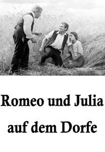 Romeo und Julia auf dem Dorfe - Poster / Capa / Cartaz - Oficial 1