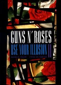 Guns N' Roses - Use Your Illusion II - Poster / Capa / Cartaz - Oficial 2