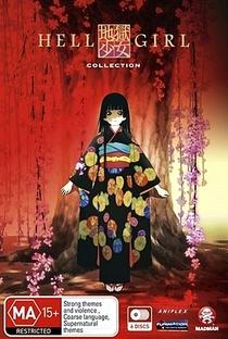 Jigoku Shoujo (1ª Temporada) - Poster / Capa / Cartaz - Oficial 3