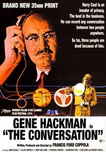 A Conversação - Poster / Capa / Cartaz - Oficial 3