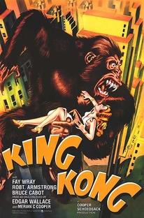 King Kong - Poster / Capa / Cartaz - Oficial 2