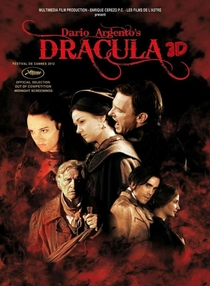 Drácula 3D - Poster / Capa / Cartaz - Oficial 3