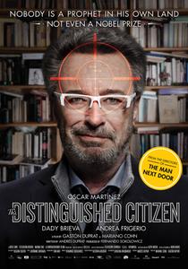 O Cidadão Ilustre - Poster / Capa / Cartaz - Oficial 3
