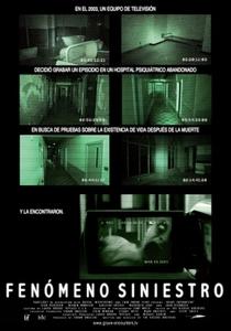 Fenômenos Paranormais - Poster / Capa / Cartaz - Oficial 3