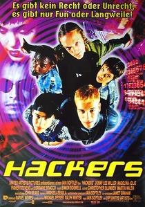 Hackers - Piratas de Computador - Poster / Capa / Cartaz - Oficial 4
