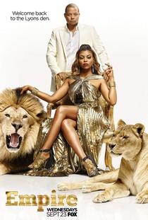 Empire - Fama e Poder (2ª Temporada) - Poster / Capa / Cartaz - Oficial 1